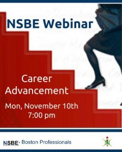 11.10.14 NSBE Career Advancement Webinar (1)