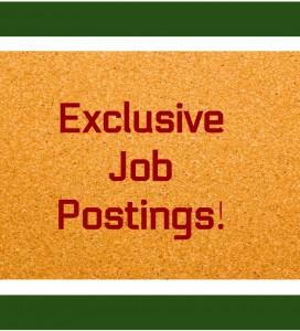 Exclusice Job Postings