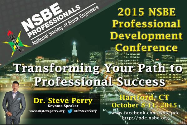 2015 NSBE PDC flyer
