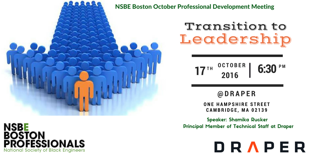 NSBE Boston October PDM